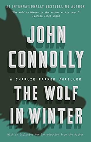 book cover of The Wolf in Winter