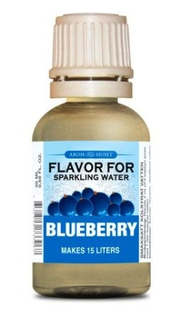 Sparkling Water Essence Blueberry (Essence Water)