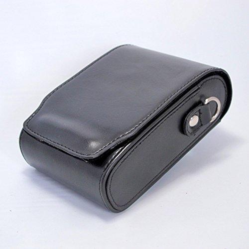[(노 브랜드)무상표 상품] SONY DSC-RX100 공용 마그넷 케이스 스트랩부 (블랙)