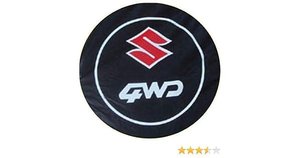Car Styling Spare Tire Cover 15 Inch Compatible For Suzuki Grand Vitara Wheel Cover Car Cover 27-30