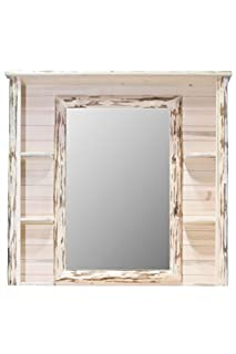 Montana Woodworks Montana Collection Deluxe Dresser Mirror, Clear Lacquer Finish (B005CXGR6Q) | Amazon price tracker / tracking, Amazon price history charts, Amazon price watches, Amazon price drop alerts