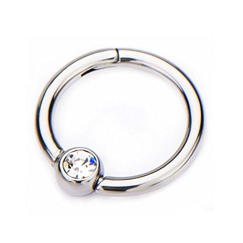 gem septum ring - 3