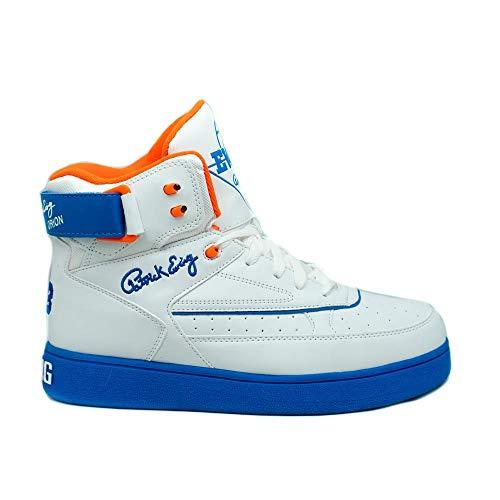 120cee5c86 PATRICK EWING Athletics Orion White/Royal Blue/Orange 1BM00250-132