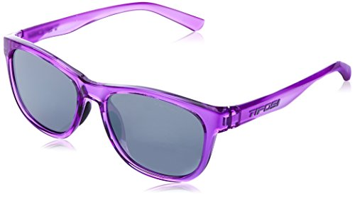 Tifosi Optics Swank Sunglasses (Ultra-Violet/Smoke Lenses)