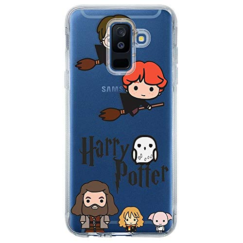 Capa Personalizada Samsung Galaxy A6 Plus A605 Harry Potter - HP08
