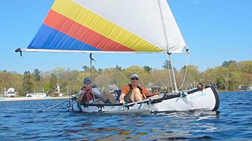 (SAILBOATS TO GO Canoe Sail)