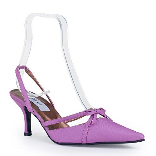 FARFALLA zapatos de lujo Lilac