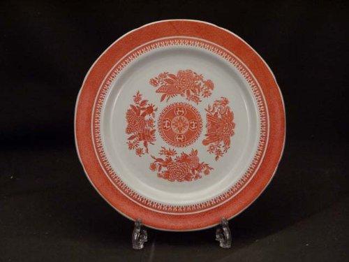 Copeland Spode Fitzhugh Red/Rust Salad Plates