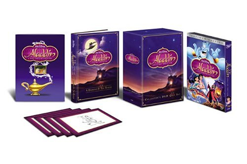 Aladdin (Disney Special Platinum Edition Collector's Gift Set)