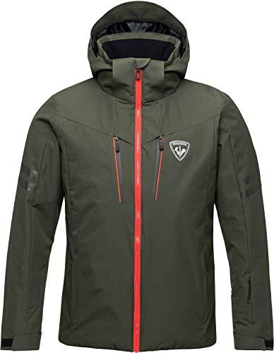 (Rossignol Controle Ski Jacket Military Green Mens Sz)