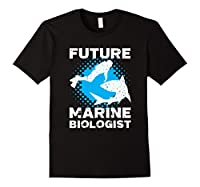 Future Marine Biologist Fun Ocean Life Lover T-Shirt