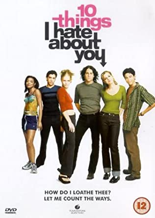 10 Things I Hate About You Dvd 1999