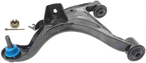 ACDelco 45D10681 Professional Rear Passenger Side Upper Suspension Control Arm and Ball Joint Assembly
