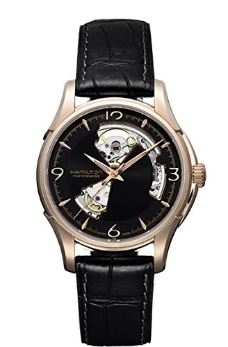 Hamilton Men's H32575735 Jazzmaster Open Heart Automatic Watch
