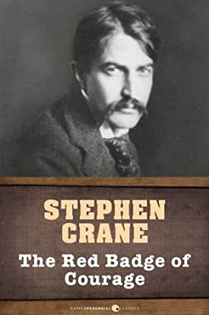 a literary critique of the red badge of courage by stephen crane The red badge of courage [stephen crane] on amazoncom  representation of war, and critics consider its stylistic strength the mark of a literary classic.