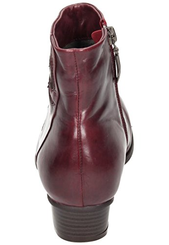 rot Damen rot 41 961724 Piazza Stiefelette R8zZqppg