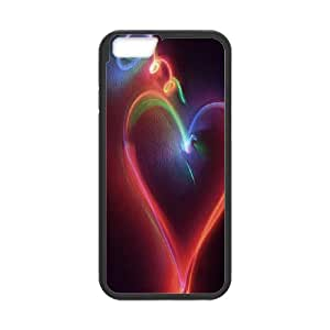 Generic Case love Heart on moon For iPhone 6 4.7 Inch 324S3W3378