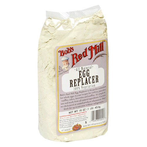 Bob Red Mill Egg Replacer, 16-Ounce Coffrets (Pack de 4)