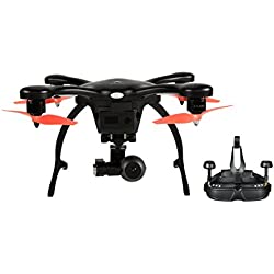Ehang GHOSTDRONE 2.0 VR, Android Compatible, Black/Orange