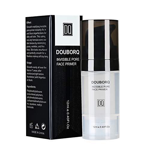 zroven DOUBORQ Perfecting Face Makeup Primer Wasser auffüllen Glättende Wirkung Abdeckcreme
