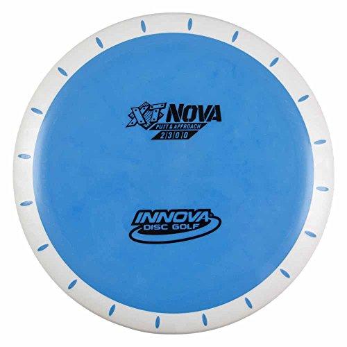 Innova Disc Golf Pro Nova Overmold Golf Disc, 170-172gm (Colors may vary) (Nova Disc Golf)