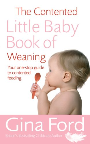 Contented Little Baby Book Weaning ebook product image