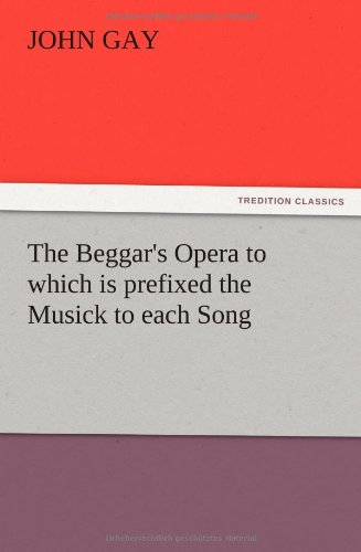 the beggars opera essay