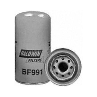 Baldwin BF991 Heavy Duty Diesel Fuel Spin-On Filter: Automotive