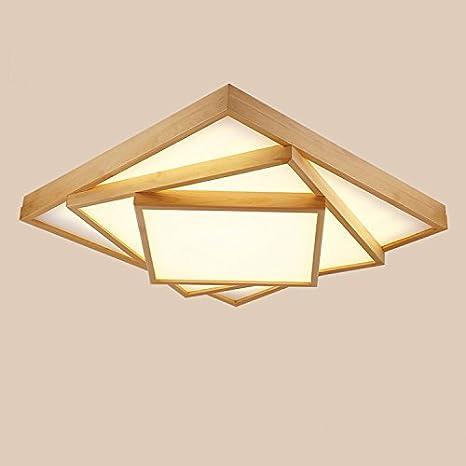 LED, sala de estar, dormitorio, luz de techo, lámpara de ...