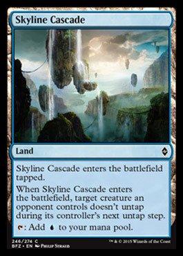 (Magic: the Gathering - Skyline Cascade (246/274) - Battle for Zendikar )