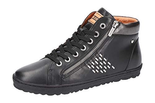 901 Nere Lagos Delle scarpe i18 nere Nero Hi Donne Pikolinos HtxaS0tq