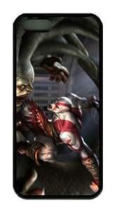 Games God of War 2 DIY Rubber Black iphone 5/5s Case By diycenter