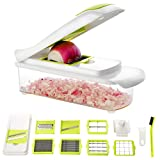 Kitchen Food Chopper Slicer Dicer Cutter: Vegetable Greater and...