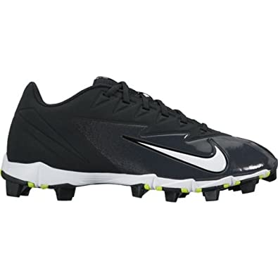 NIKE Men's Vapor Ultrafly Keystone Baseball Cleat Black/White/Anthracite  Size 6.5 ...