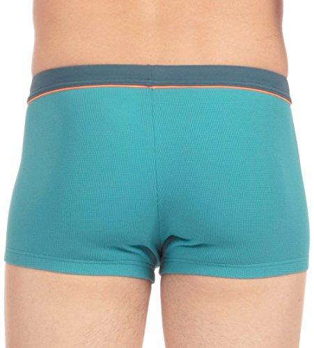 HOM Swim Shorts 400502, Green, L