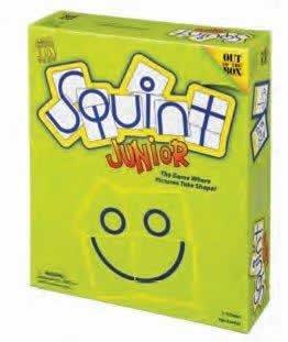 online barato Squint Jr Juego by by by Out of the Box  Con 100% de calidad y servicio de% 100.