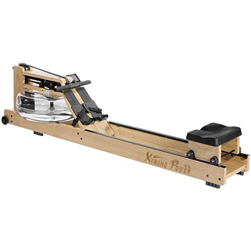 XtremepowerUS Exercise Water Rowing Machine