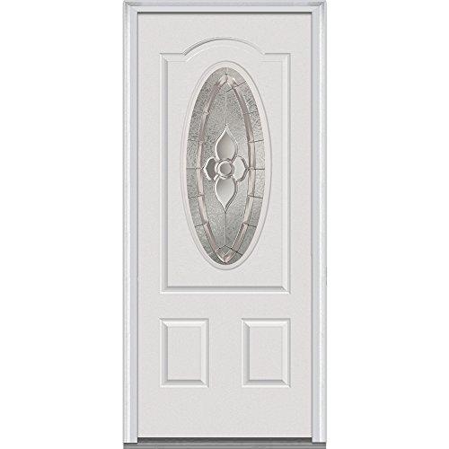 6 panel door pre hung - 4
