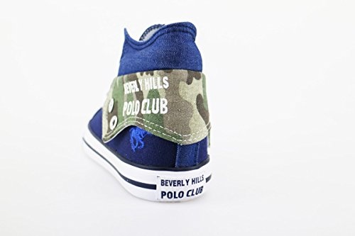 BEVERLY HILLS POLO CLUB ,  Jungen Hohe Sneaker