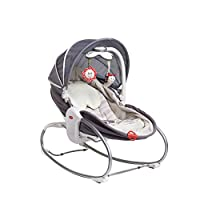 Tiny Love Cozy Rocker Napper, Grey