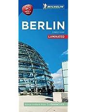 Michelin Berlin City Map - Laminated
