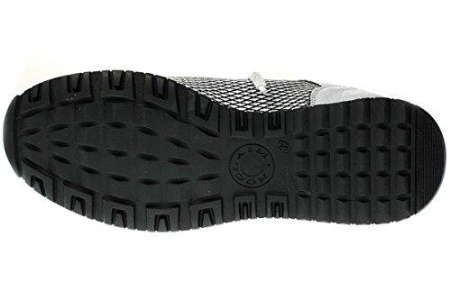 Noclaim Claim Glory - Damen Schuhe Sneaker - S0084E0 Lame-Bianco