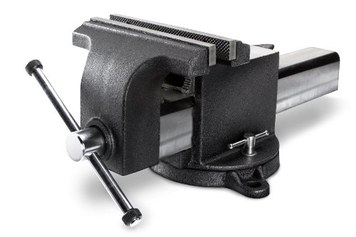 TEKTON 8-Inch Swivel Bench Vise | 5409