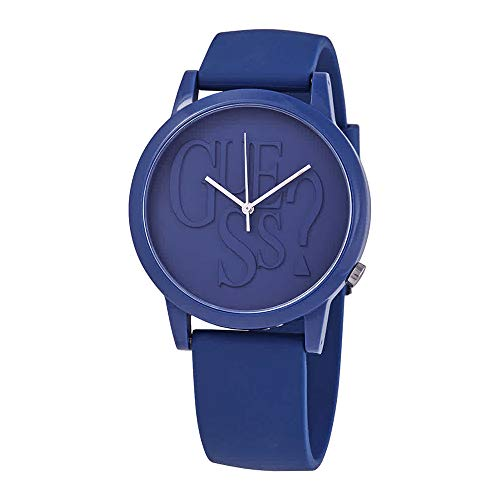 Guess Originals Quartz Blue Dial Ladies Watch V1019M4