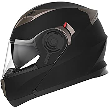 Amazon Com Bilt Raptor Full Face Motorcycle Helmet Lg