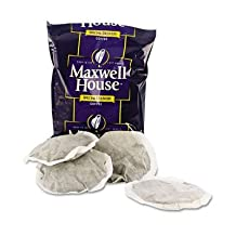 Maxwell House Coffee, Regular Ground, 1.2 Oz Special Delivery Filter Pack, 42/Pack by MAXWELL HOUSE