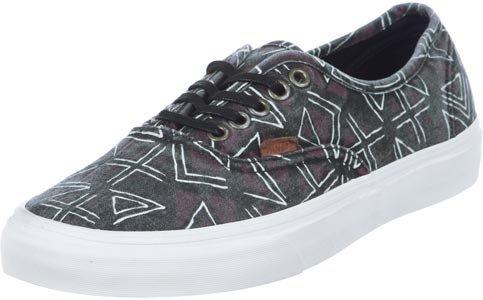 Vans - Vans Authentic CA Geo Tribe Black de tela hombre gris - gris