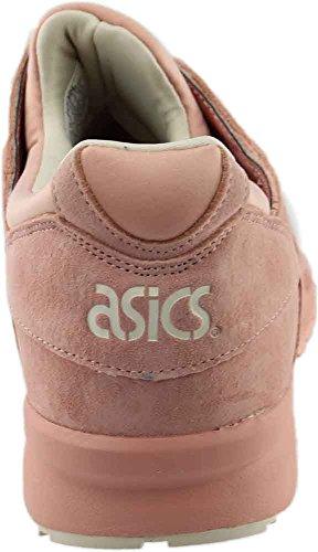 Asics Gel Lyte V Heren Roze Suède Veters Sneakers Schoenen Perzik Beige