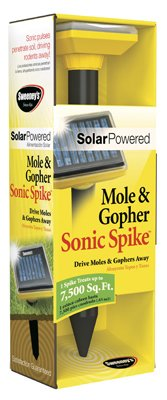 Senoret 755570 Sweeney S Mole and Gopher Solar Spike - 6 Pac