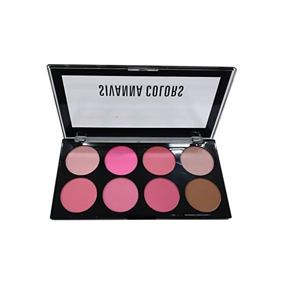 Sivanna Ultra Blush Palette (4) - 8 Colors